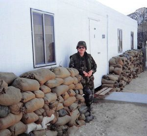 Dr Scott Laudon Service in the Military